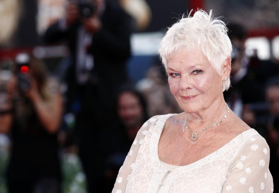 Screen legend Judi Dench to get honorary award in Spain