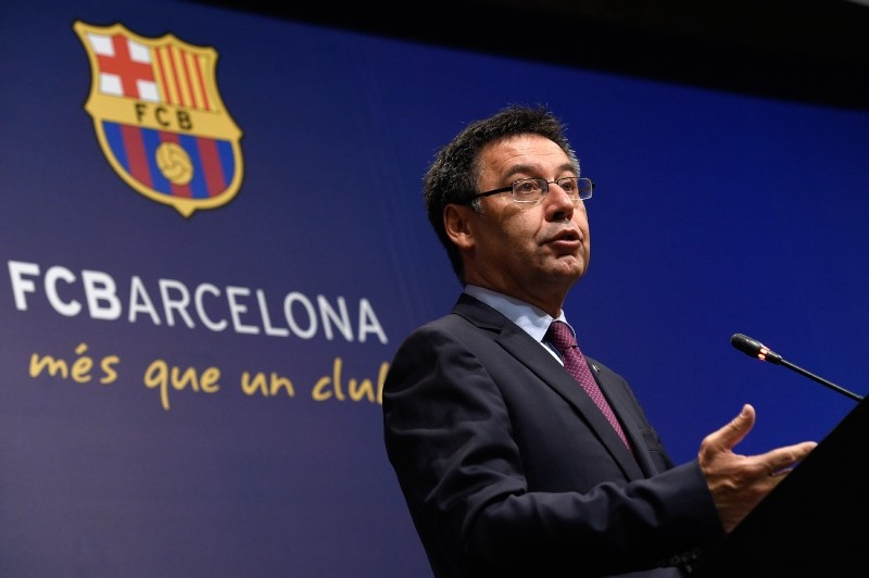 Barca schedules presidential election for Jan.24