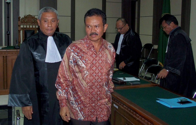 Kebumen regional secretary sentenced to 4 years in prison