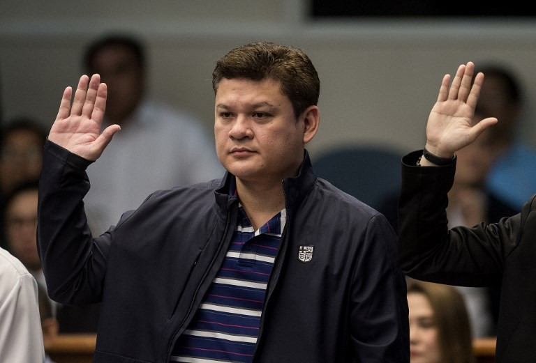 Duterte's son denies meth smuggling claims as case rivets Manila