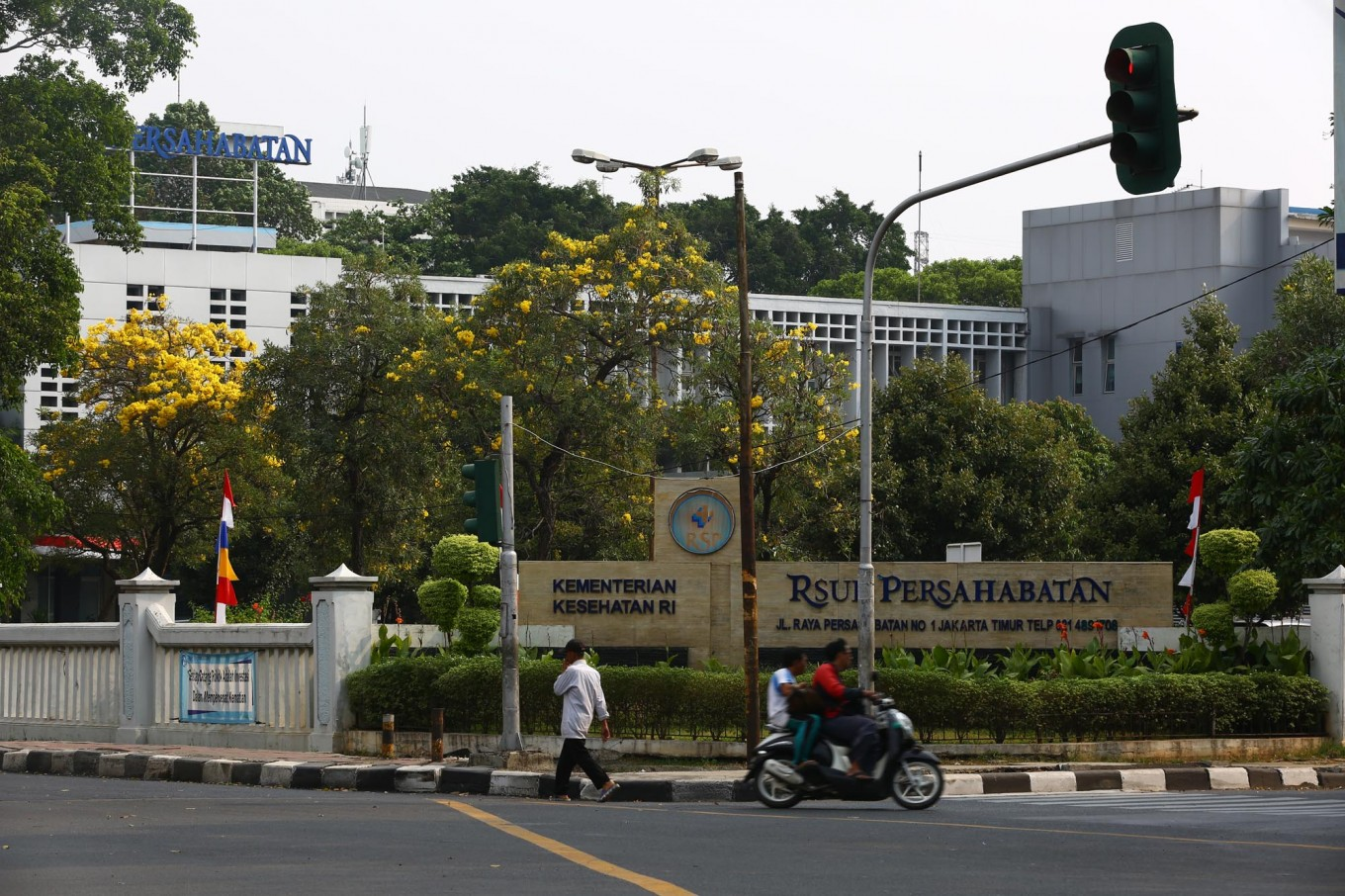 Jakarta to require all hospitals to partner with BPJS