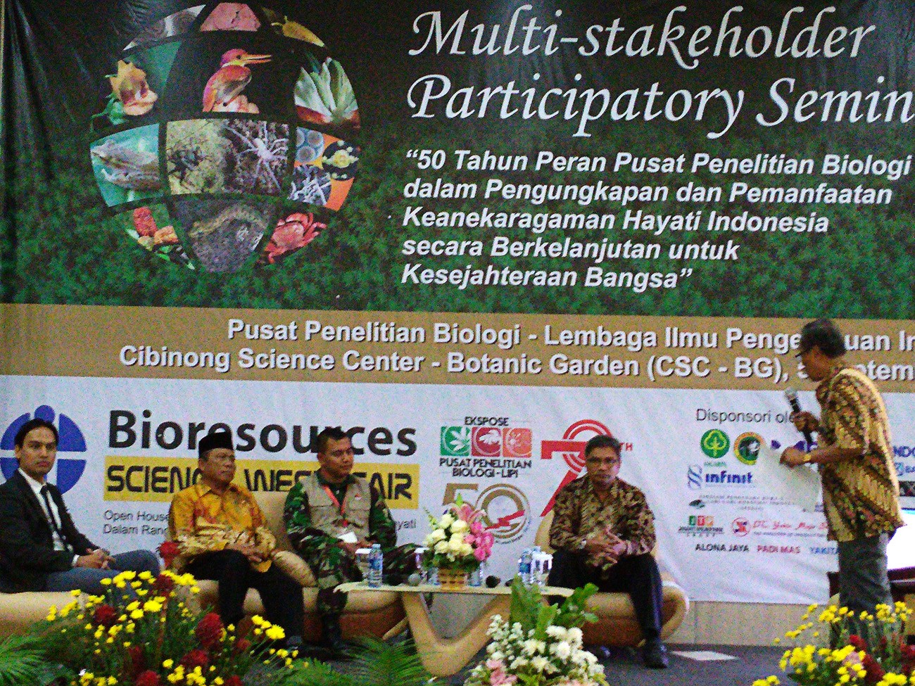 LIPI, Kopassus team up for biodiversity exploration