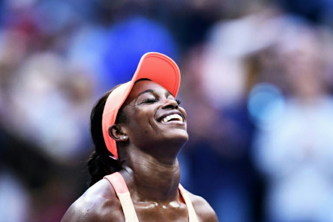 US Open winner Stephens tumbles out at Wuhan