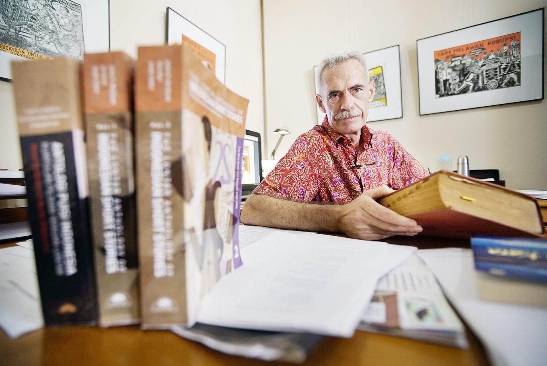 John McGlynn: The uphill climb for Indonesian literature