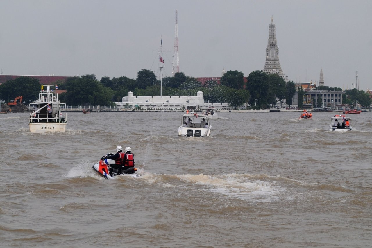 River to be secured for cremation of King Rama IX