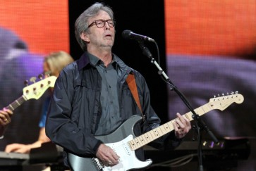 Eric Clapton going deaf