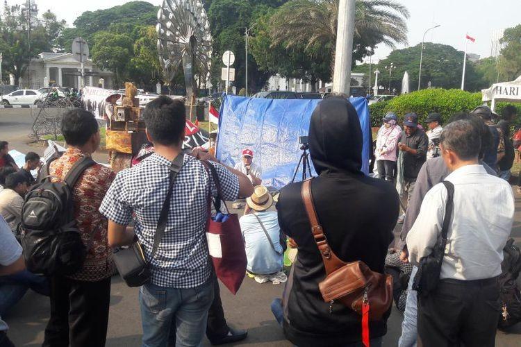 Kendeng farmers demand govt take action