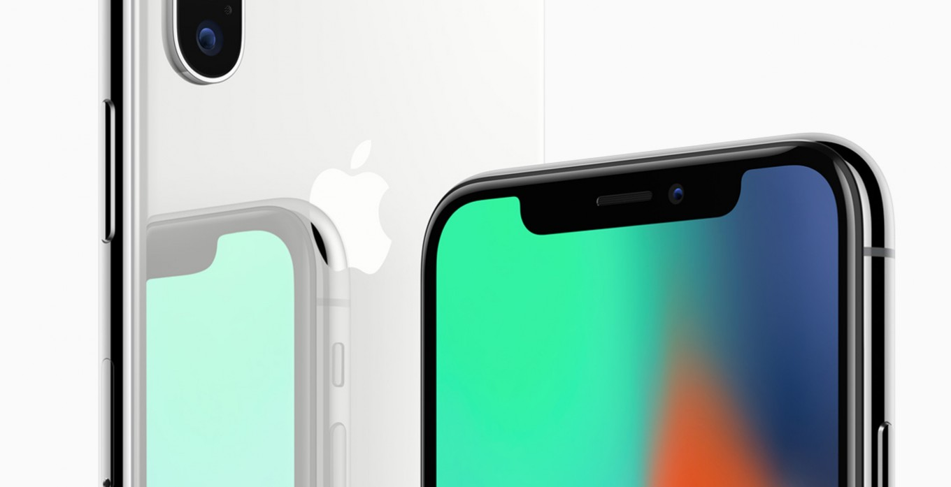 iPhone X, the future of  the smartphone