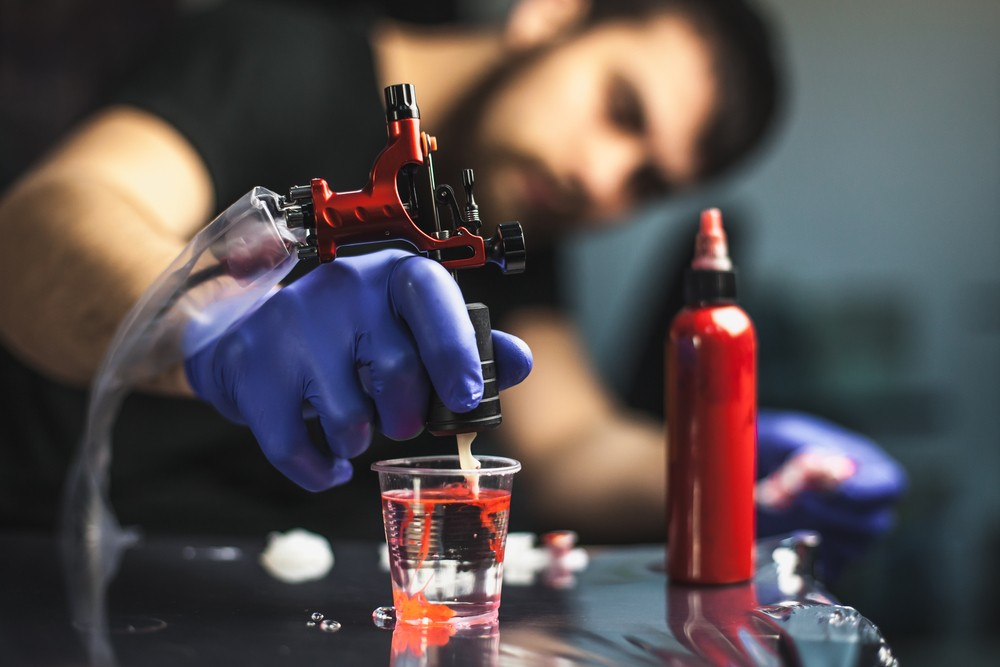 Tattoo ink can seep deep into the body: Study - Health - The Jakarta Post
