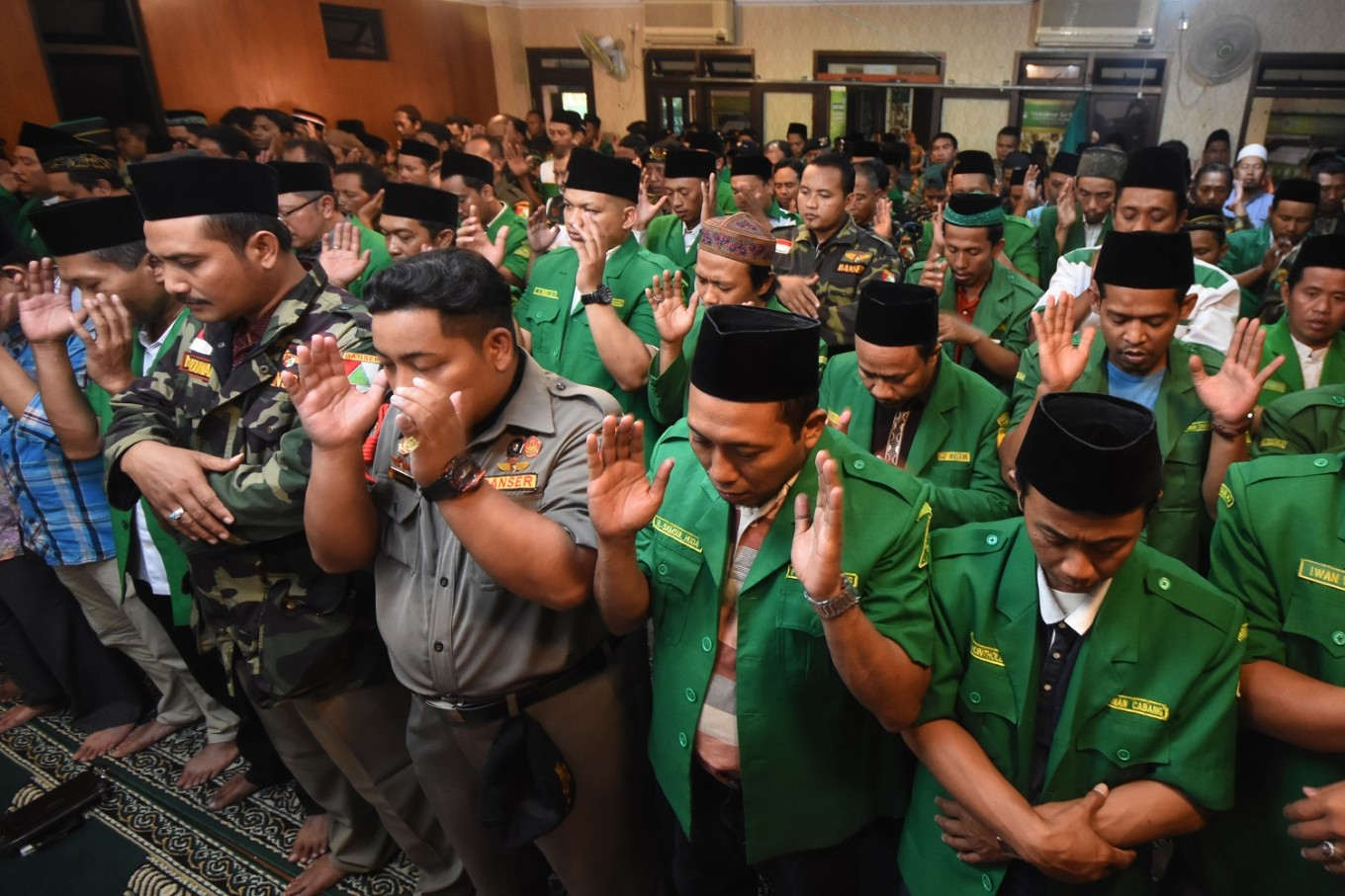 NU to train 1,000 Jakarta preachers with peaceful Islam