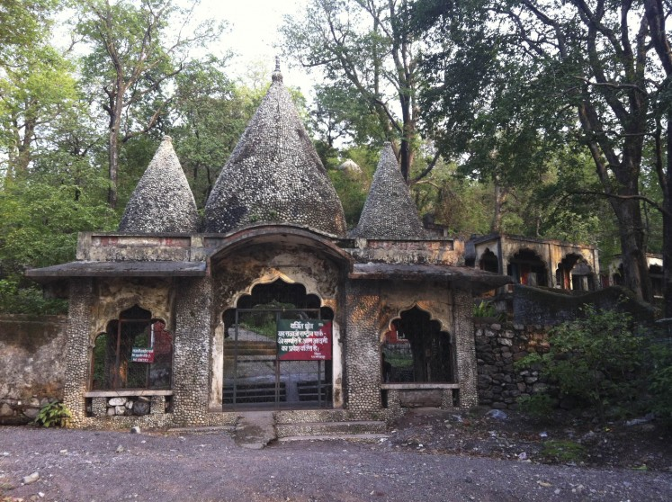 The Beatles spent several days at this ashram in 1968, but the meditation camp on the banks of the Ganges river was abandoned for years until now.