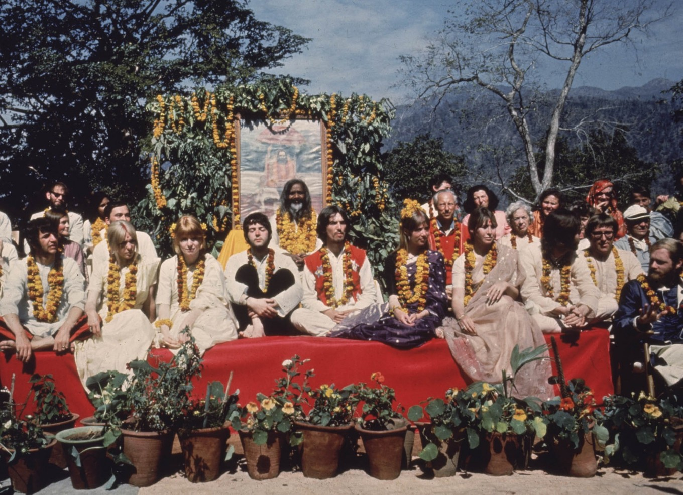 Image result for beatles Celebrating 50 years of The Beatles in India