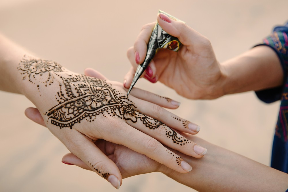 How To Use Henna Safely Lifestyle The Jakarta Post