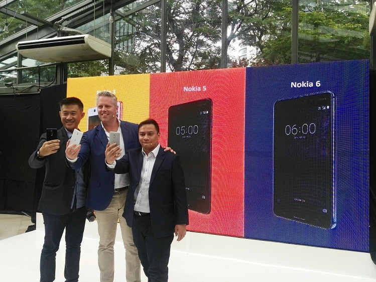 Nokia's Android smartphones launched in Indonesia