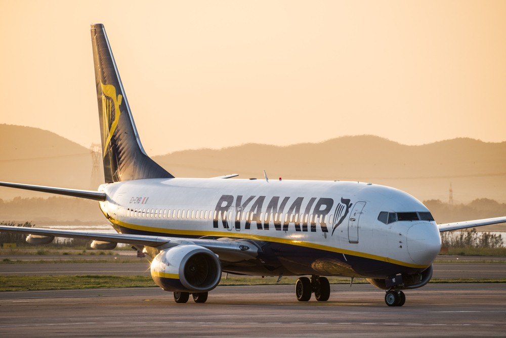Italy's Antitrust contests Ryanair's hand baggage charge