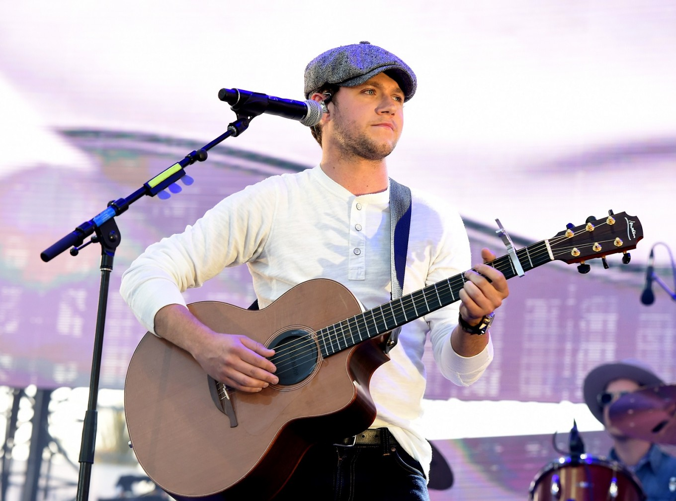One Direction's Horan brings soft touch with new album