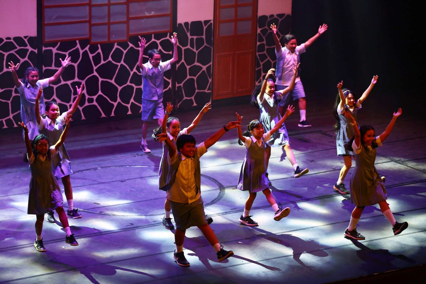 'Petualangan Sherina' a lively, theatrical take on classic children's film
