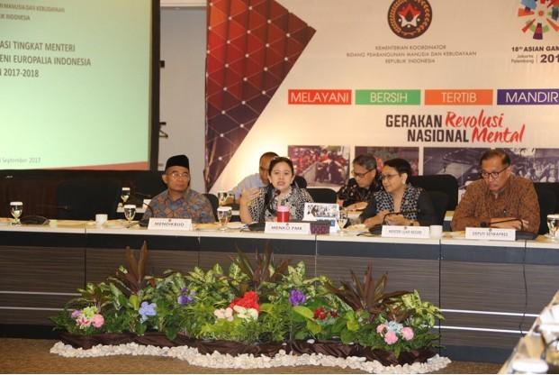 Indonesia to organize upcoming Europalia cultural festival