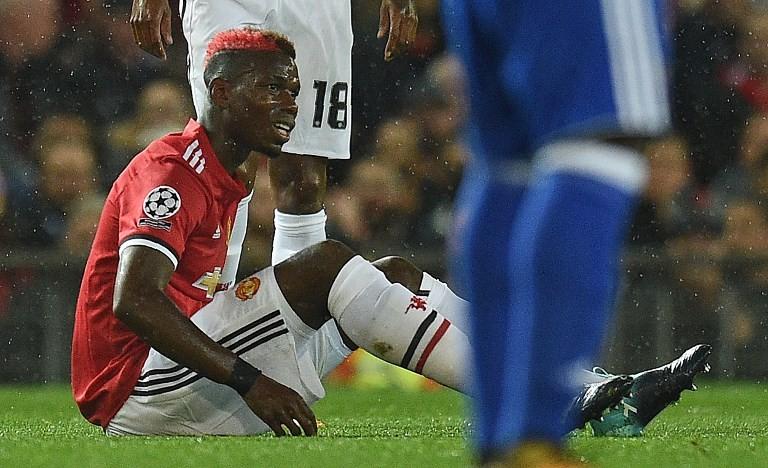 Pogba still happy at United, insists Mourinho