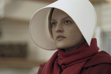 Elisabeth Moss, a Scientologist, wins Emmy for depicting cult