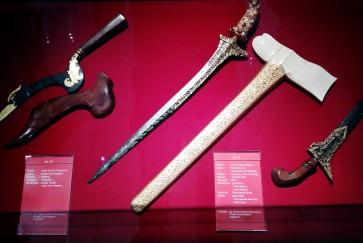 Museum Keris Nusantara: A complete platform for kris