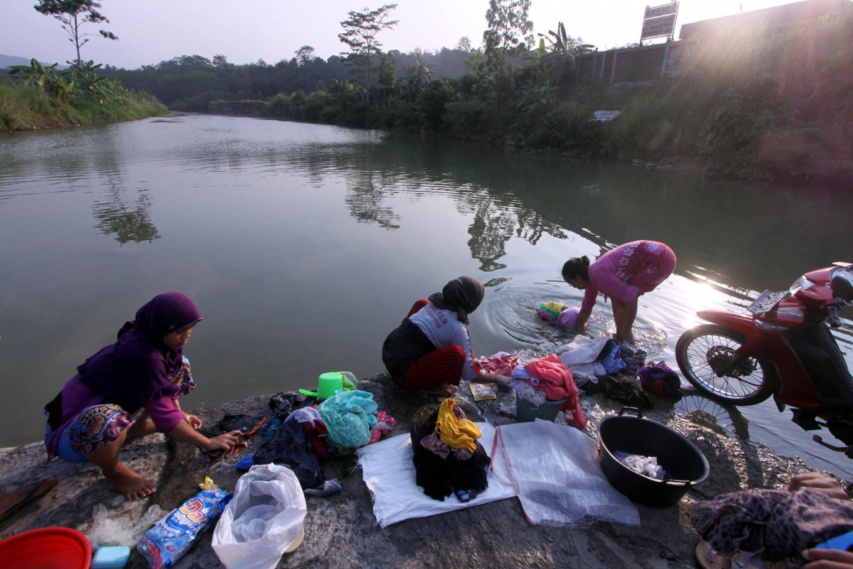 Bogor factories pollute Bekasi River: Mayor