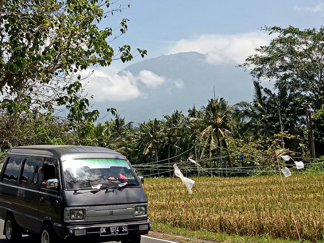 Mount Agung activity on the rise: Agency