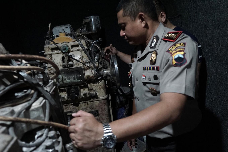 BNN raids PCC factory in Surakarta, detains 5