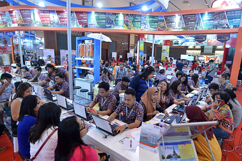 Garuda Indonesia Travel Fair returns late September