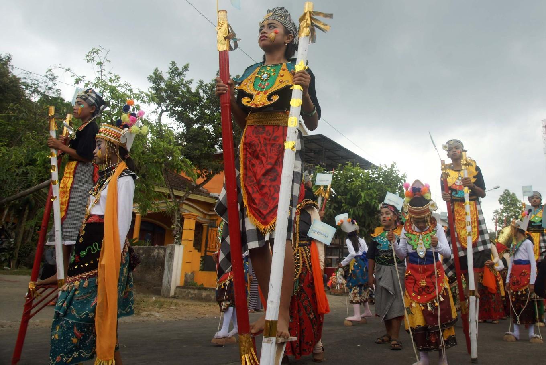 Temon Tourist Village offers nostalgia through traditional games