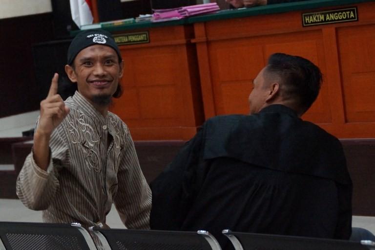 Extremist sentenced to life for Samarinda church attack