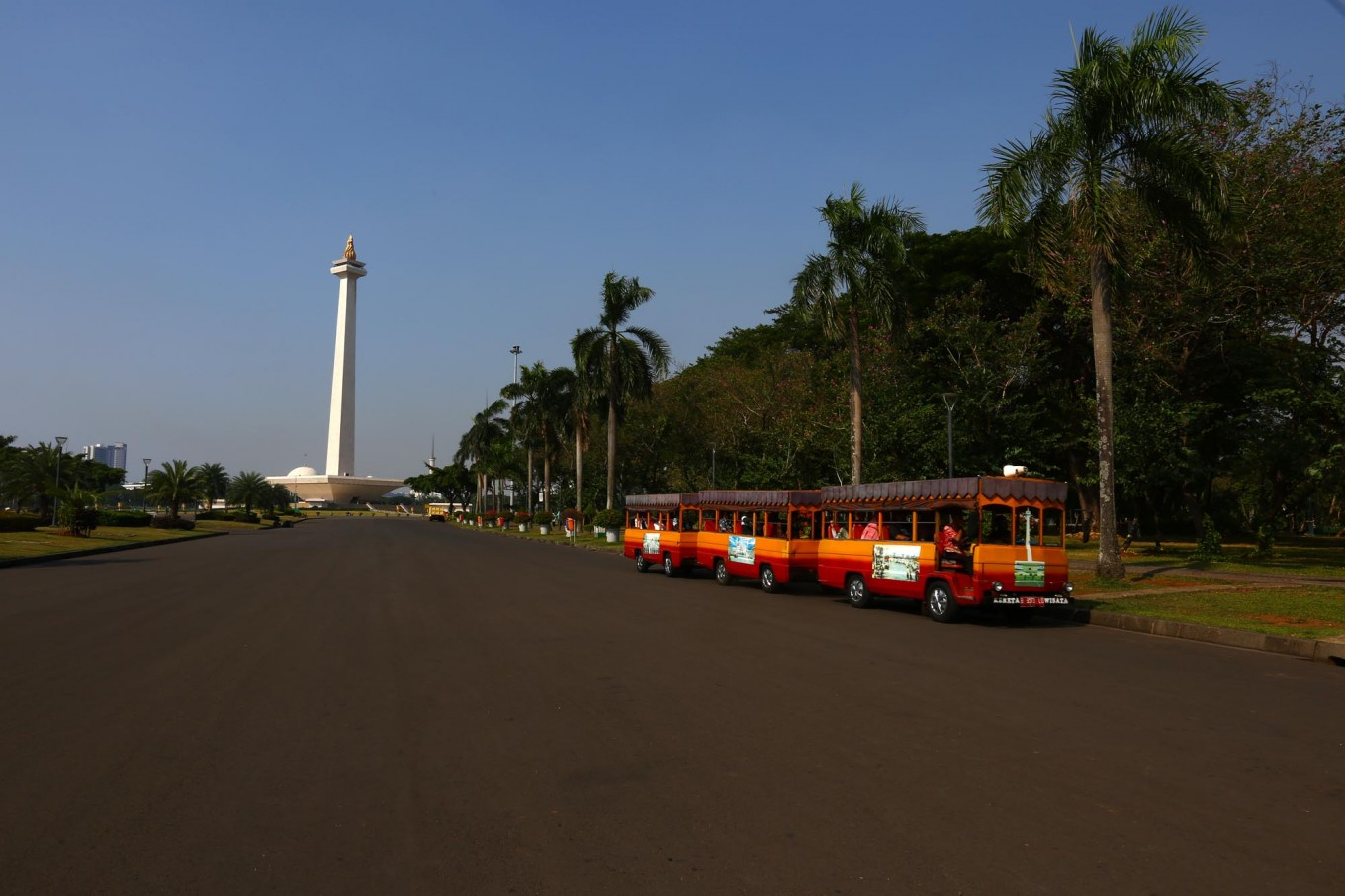 Jakpost guide to Monas area