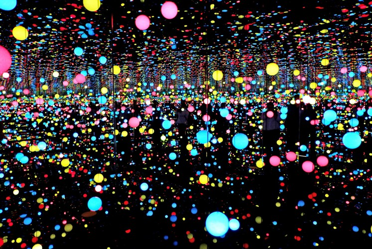 Yayoi Kusama's 'Infinity Room' to return permanently to Museum MACAN