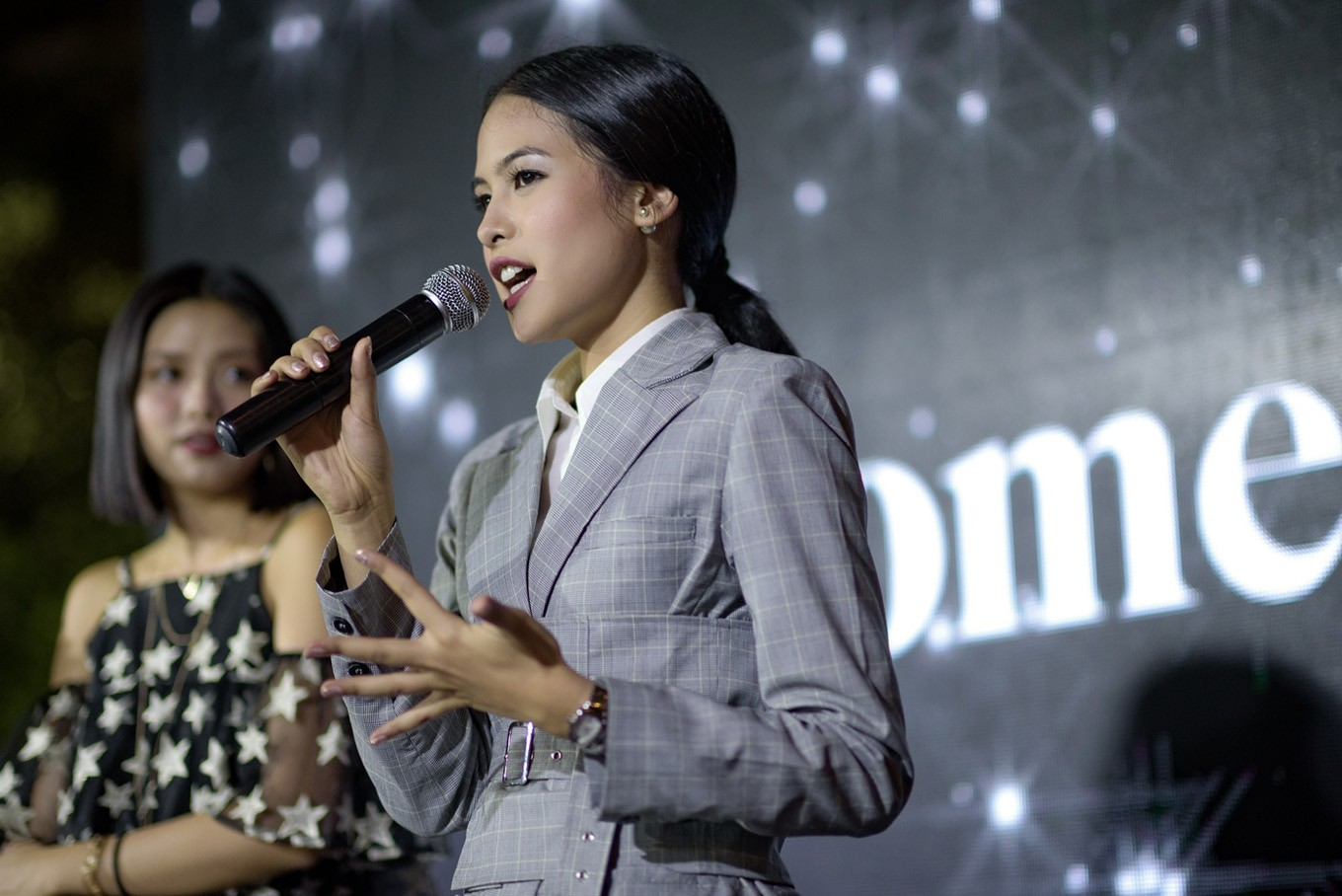 Maudy Ayunda on chasing dreams: 'Be authentic'