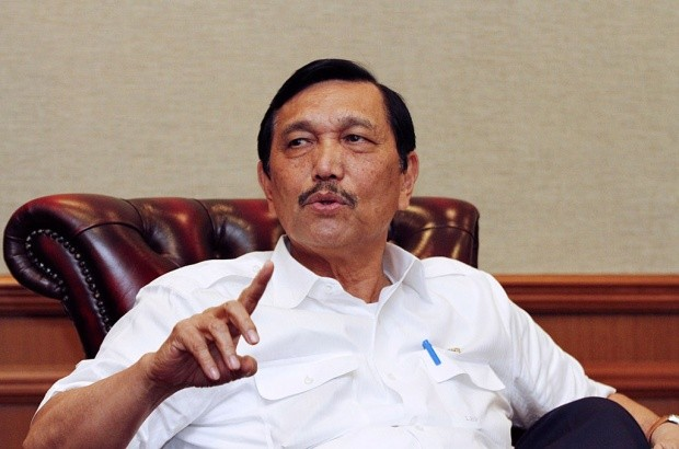Luhut asks Xi Jinping to roll back China's steel import tariffs