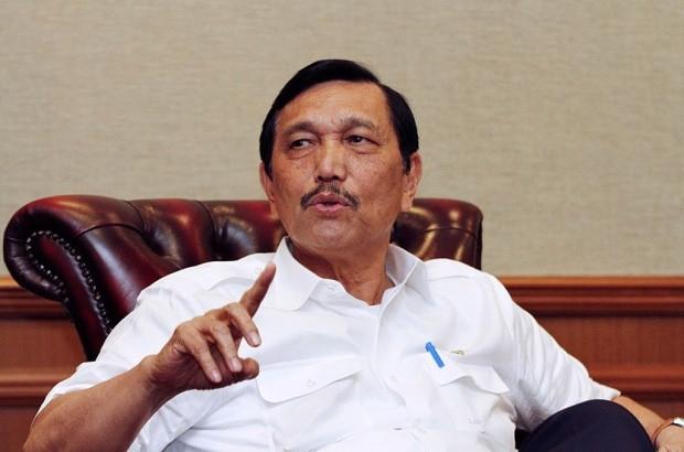 Maritime Affairs Coordinating Minister Luhut Binsar Pandjaitan (tempo.co/File)