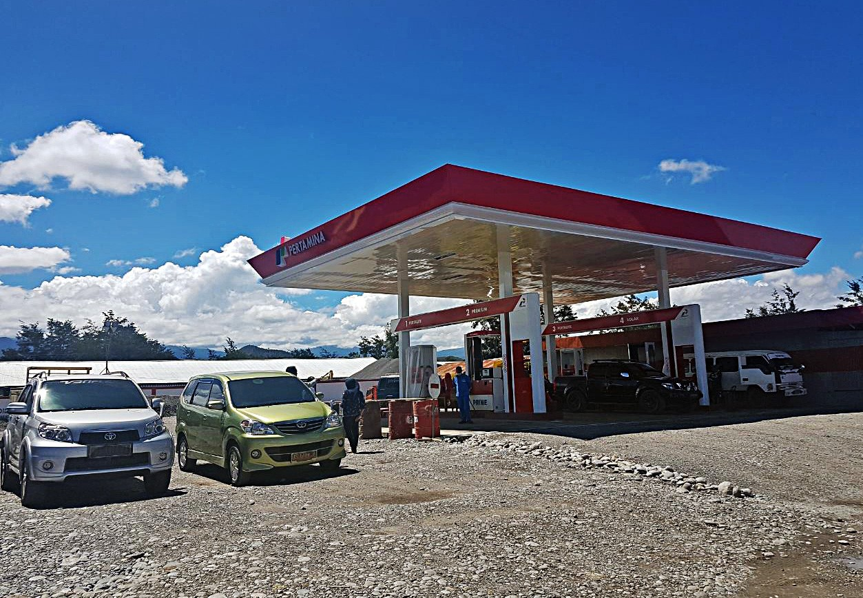 Gasoline price in Papua remains normal, Pertamina claims