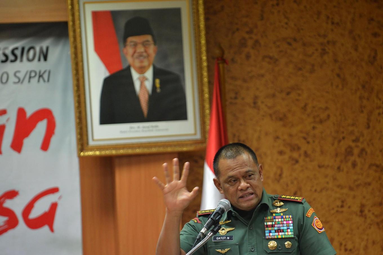 PAN considers backing Gatot Nurmantyo