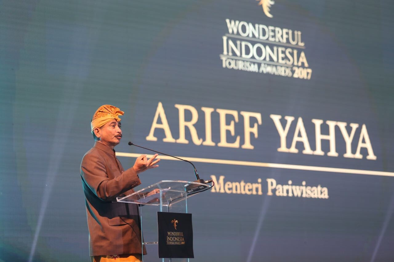 Indonesia aims to be top 'halal' destination