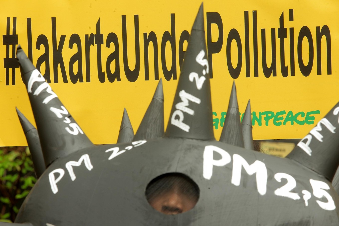 Power plants around Jakarta could cause premature deaths: Greenpeace