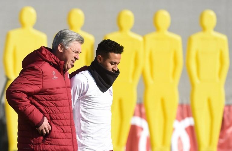 Ancelotti turns down Italy coaching job