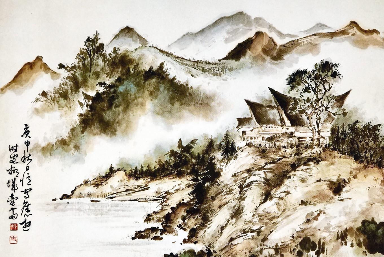 Chinese visual art before 1965