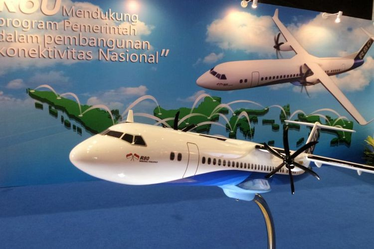 Habibie's new plane to start production in 2024
