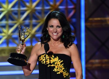 Julia Louis-Dreyfus awarded US humor prize