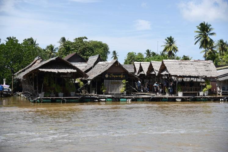 Discovering the other side of Krabi in Koh Klang