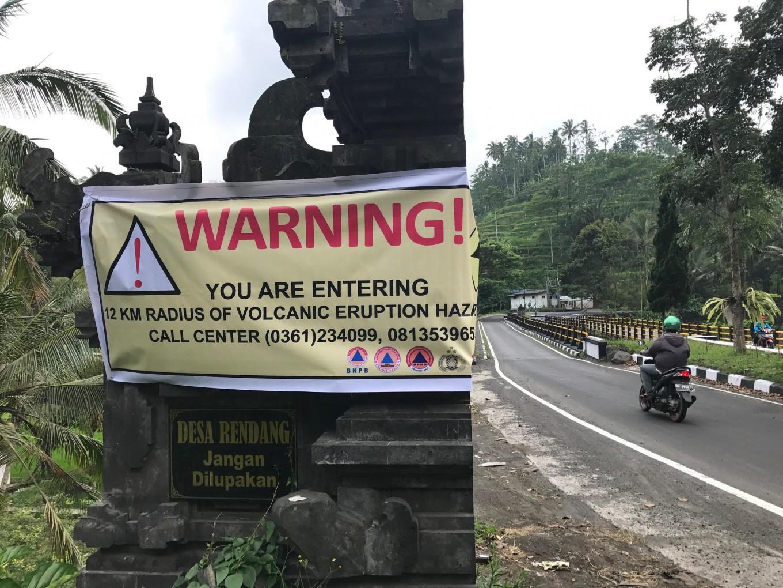 70,000 tourists may postpone visit to Bali
