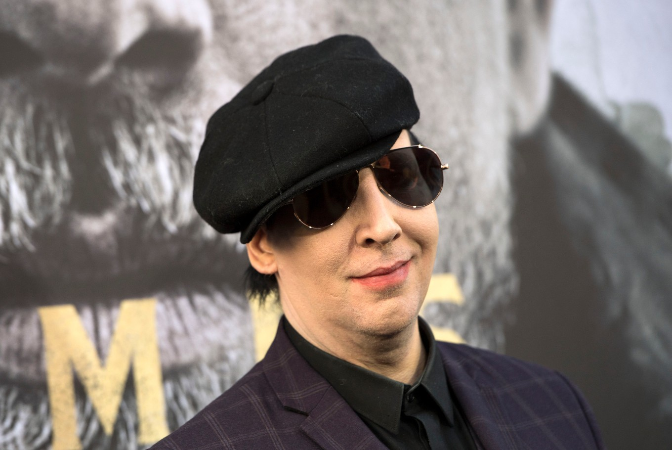 Los Angeles police probe Marilyn Manson violence allegations