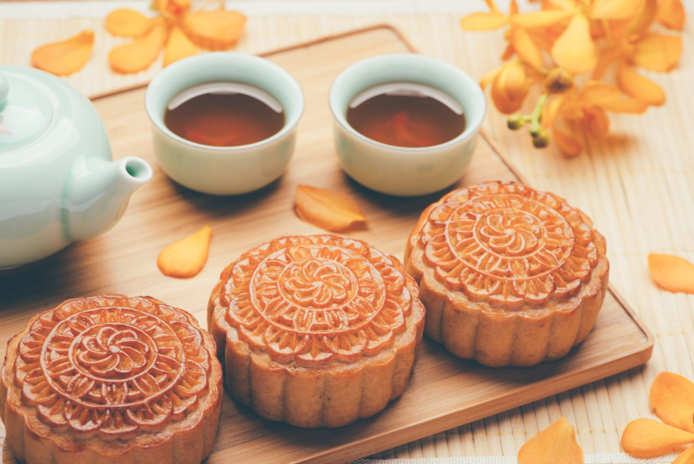 Singaporeans, Malaysians celebrate Mid-Autumn Festival in