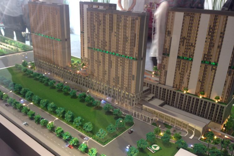 TOD project breaks ground at Pondok Cina station