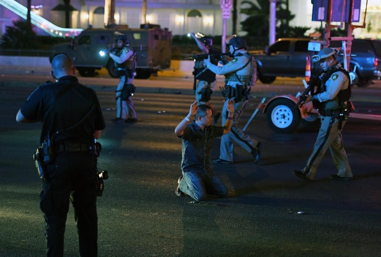 Death toll in Las Vegas shooting rises to 50, deadliest in US history